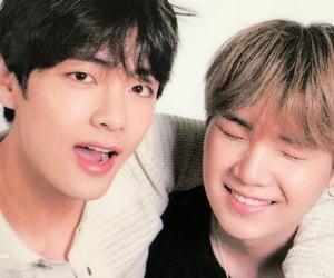 bts, taehyung, and yoongi image