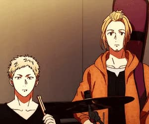 anime, funny, and haruki image