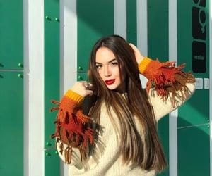 autumn, orange, and winter image
