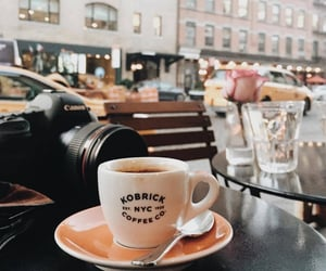 aesthetic, coffee, and coffee shop image