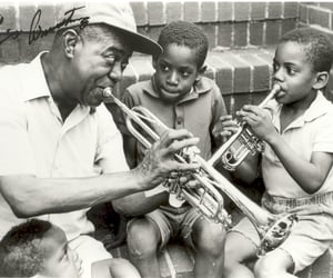jazz and louis armstrong image