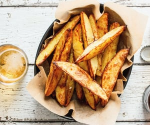 food and wedges image