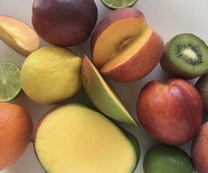 fruit, theme, and mango image