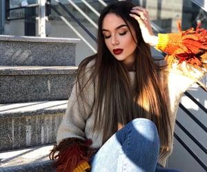 autumn, winter, and fashion image
