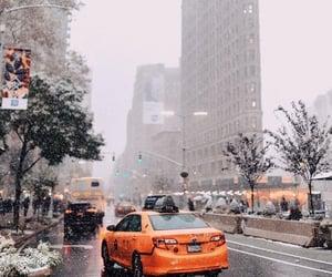 christmas, december, and nyc image