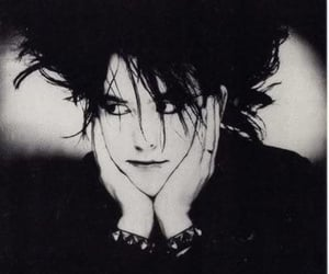 the cure and robert smith image