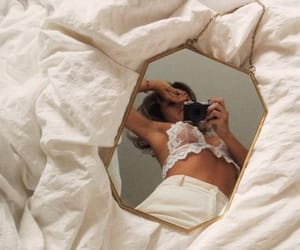 mirror, body, and nails image