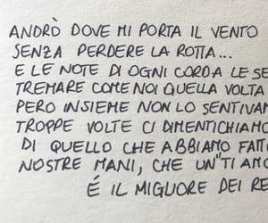 Lyrics, italian quotes, and frasi in italiano image