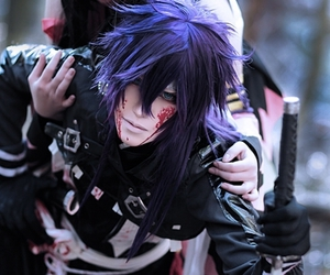 cosplay and hakuouki image