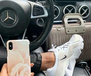 car, fashion, and nike image