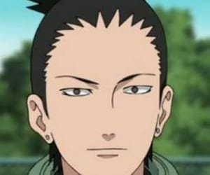 anime, shikamaru, and shippuden image