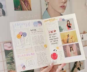 aesthetic, inspiration, and journaling image