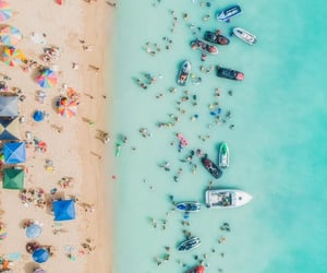 aerial photography, sand, and aerial view image