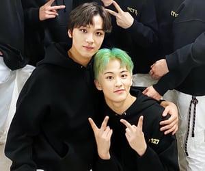 haechan, mark lee, and donghyuck image