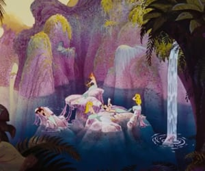 disney, walt disney, and mermaids image