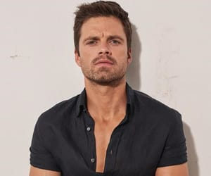 outtakes, men's health magazine, and sebastian stan image
