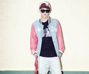 Chen, 김종대, and exo image