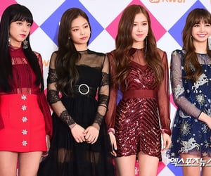 so beautiful and blackpink image