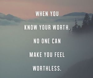 quotes, life, and worth image