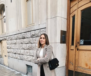 beautiful, blogger, and outfit image