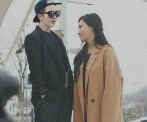 couple, namjoon, and bts image