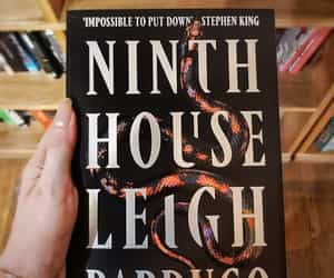 book, review, and ninth house image