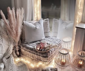 cozy, home, and interior image