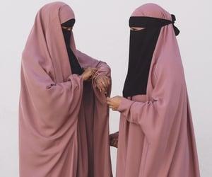 islam, niqab, and la ilaha illa allah image
