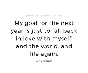 2020, goal, and quote image