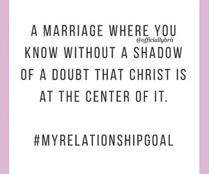 god, marriage, and quote image