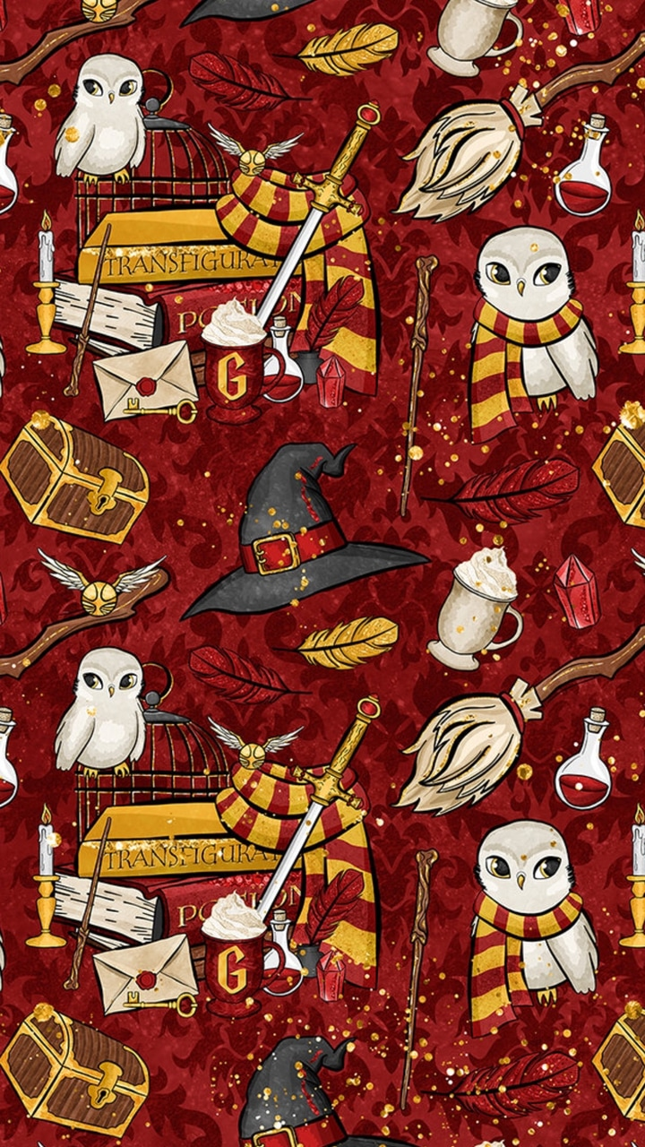 Wallpaper Harry Potter Gryffindor Image 6586631 On