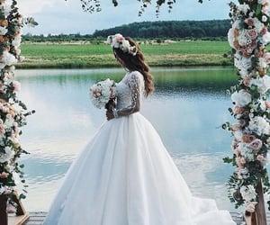 dress, fashion, and romantic image