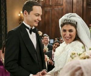 the big bang theory and marriage image