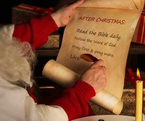 christmas cookies, christmas lights, and Christmas time image