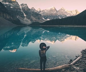 adventure, girl, and aesthetic image