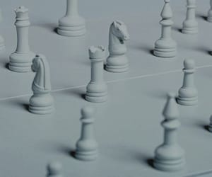 aesthetic, chess, and green image