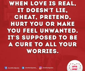 heartless, quote, and love hurt image