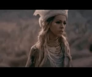 blond, gif, and lindsey stirling image