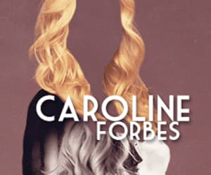 cast, caroline forbes, and gif image