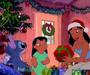 christmas, gif, and disney image