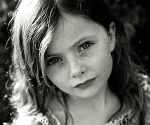 beautiful, children, and freckles image