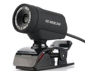 hd, usb, and webcam image