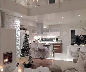 home, decor, and christmas image