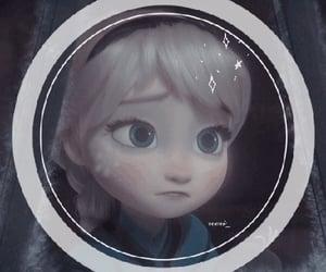 frozen theme, elsa theme, and icons elsa image