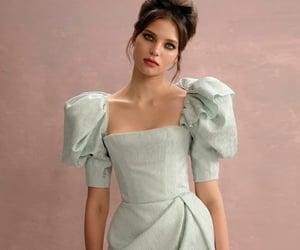 dress, edgy, and elegant image