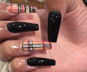 acrylics, inspiration, and long nails image