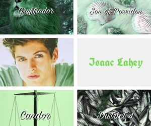 aesthetic, character, and isaac lahey image