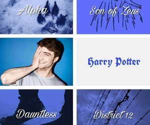 aesthetic, harry potter, and series image
