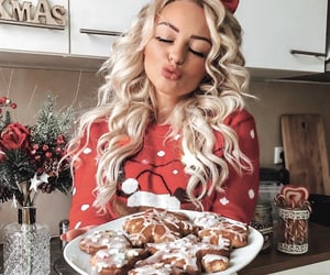 christmas, Cookies, and Dream image