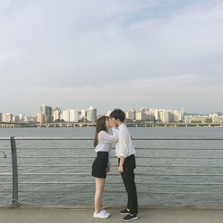 article, cute couple, and kdrama image